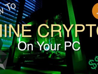 How To: Mine Cryptocurrency On Your PC | 2021