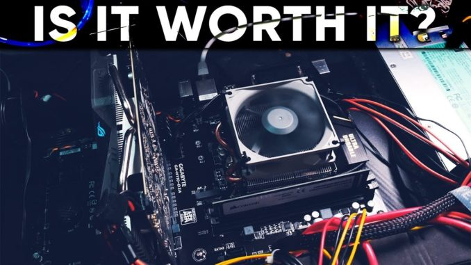 How to start Crypto Mining / Mining Beginnings - is it worth it? Cryptocurrency / gpumining