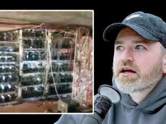Illegal Crypto Mining Operations Get Busted...