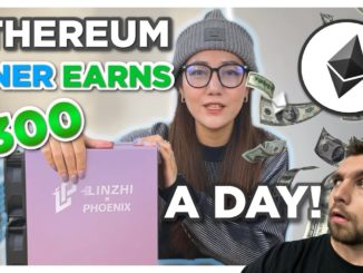 This New Ethereum Miner NOW EARNS $300 DAILY?!