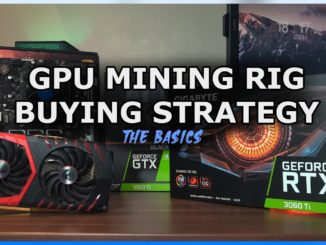 GPU Mining Rig Buying Guide - All You Need To Know   The Basics