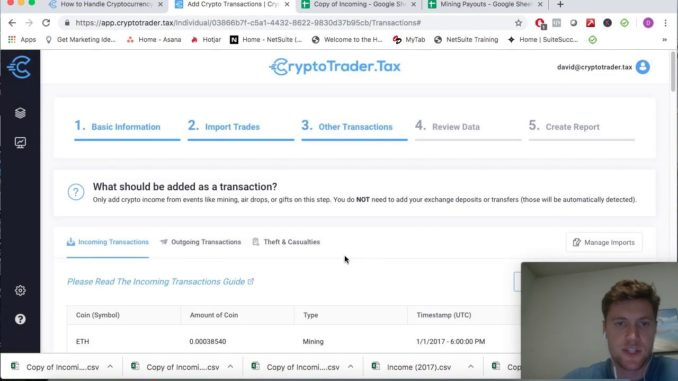 How to Report Cryptocurrency Mining & Staking Income on Your Taxes - CryptoTrader.Tax
