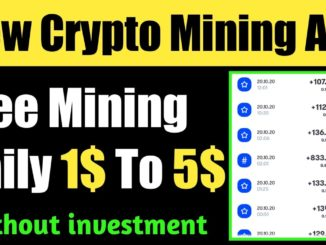 New Free Crypto Mining App 2020 Without Invest   Earn Daily 1$ To 5$ Free   Geodb Mining App 2020