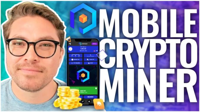 How To Mine Crypto On Your Phone With This App   Phoneum PHT Review   Best Mobile Crypto Miner App