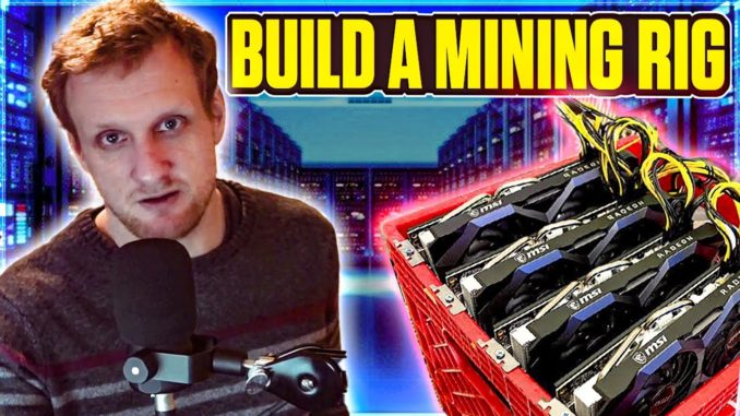 How to Build a Milk Crate Ethereum Mining Rig 2020