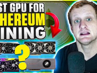 Best GPU For Mining Ethereum & How Much You Should Pay