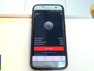 Mining Cryptocurrency on Android