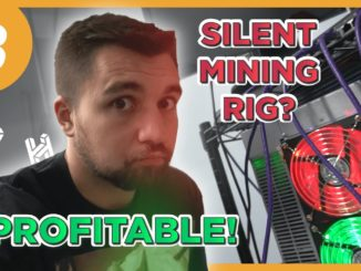 This Crypto Mining Rig is QUIET and PROFITABLE?!