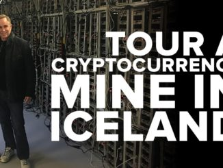 Tour a Cryptocurrency Mine in Iceland